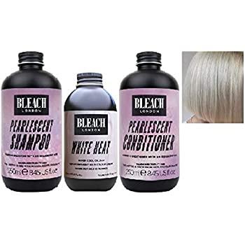 Bleach London Pearlescent Shampoo review