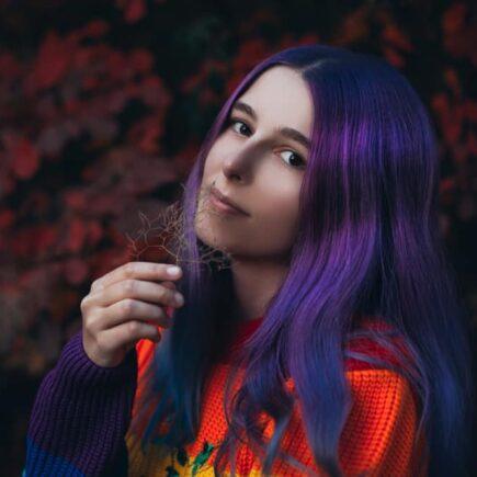 Bleach London Violet Skies Review