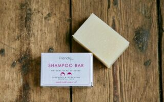 Friendly Soap Shampoo Bar Review