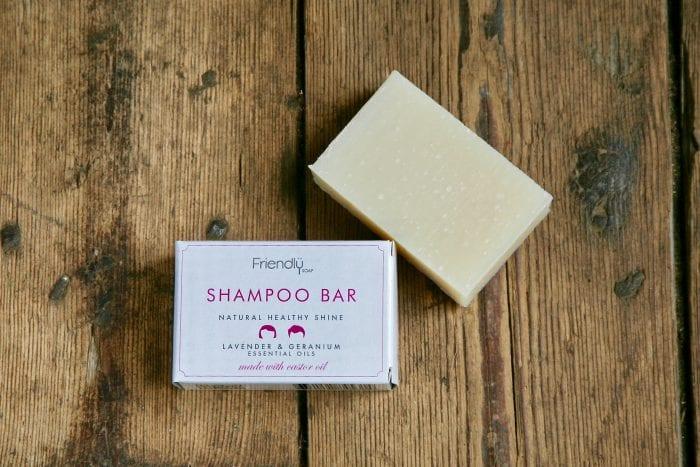 Friendly Soap Shampoo Bar Review