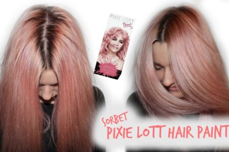 Pixie lott hair dye review