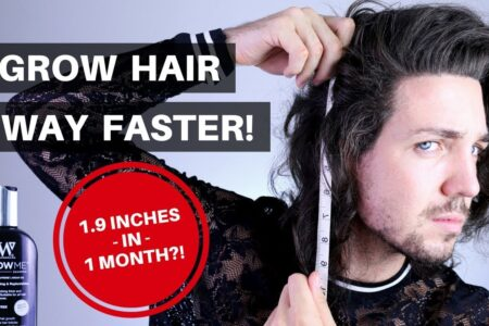 Watermans hair growth shampoo - 1