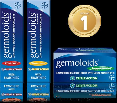 Germoloids Haemorrhoids Cream