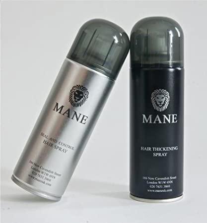 Mane Hair Thickening Spray Review