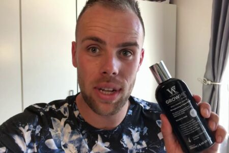 Watermans Grow Me shampoo (Review)