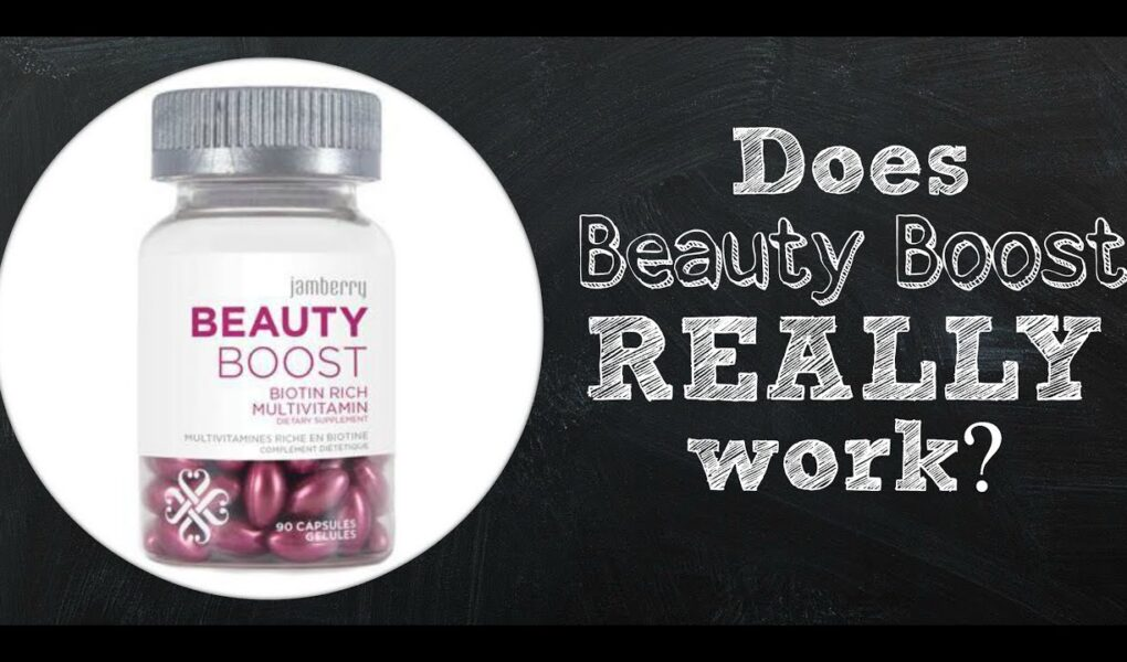 Beauty Boost by Jamberry