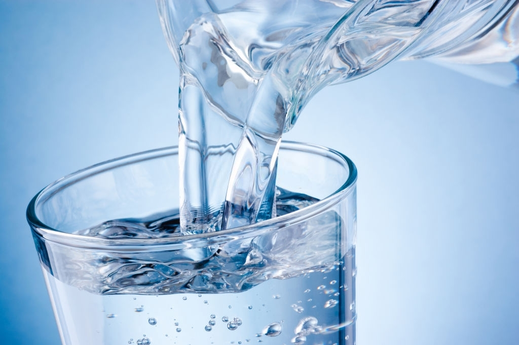 Keep Hydrated Yourself