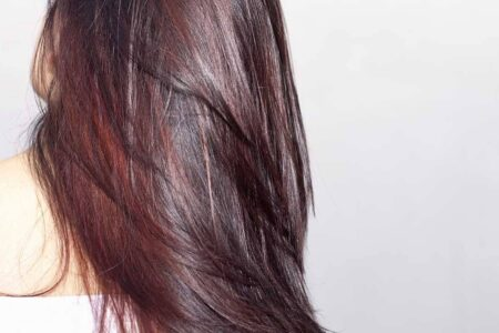 Lush Cherry Hair Color