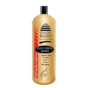 Straight Request Black Carbon 500 Shampoo reviews