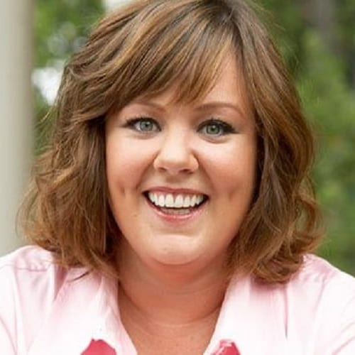 Bob Hairstyle with Bangs overweight