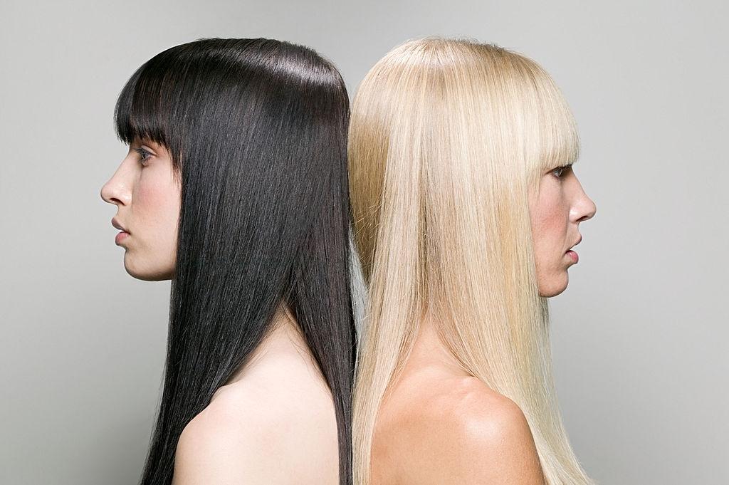 Stripp hair colour with Hair Colour Remover