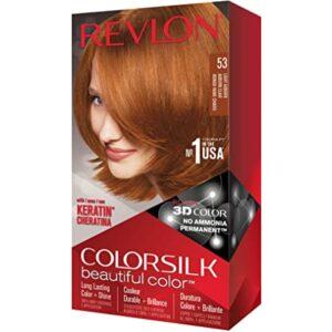 Revlon Colorsilk Bright Auburn
