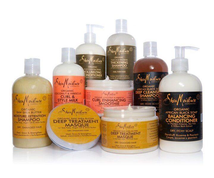 shea moisture shampoo review