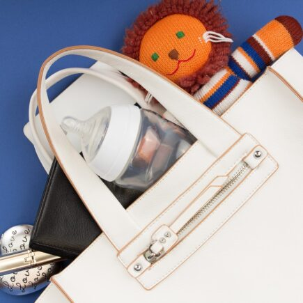 Business lady purse